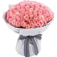 戴安娜玫瑰108枝
