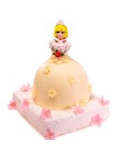 白雪公主造型蛋糕