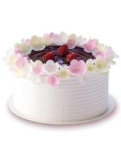 原味戚风蛋糕+酸奶提子夹心