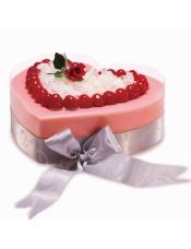 戚风蛋糕+酸奶提子夹心