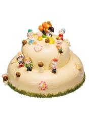 15+25cm双层蛋糕
