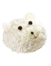 可爱精致的小熊蛋糕,特别的口味体验,米旗独特采用稀奶油,丝滑柔润的口味,最美妙的味蕾之旅。