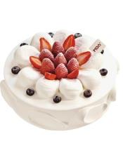 天空清新,承诺透明,奶油皑皑,草莓可人,蛋糕的绵密润泽,对白,双莓的简约时尚,这就对唯一的质朴解读。