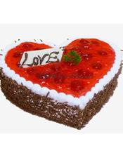 蛋糕图片:LOVE