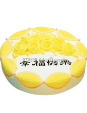 黄玫瑰(好利来)