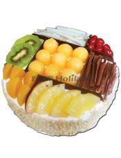 水果蛋糕 越吃越水灵的蛋糕,洋溢着青春、健康的气息。 最佳食用温度:7℃,当天食用口感最佳。 储存条件:2-7℃冷藏保存。 蛋糕请提前36小时预订!