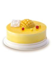 原味戚风蛋糕+酸奶提子夹心 温馨提示:天津市场请提前36小时订购