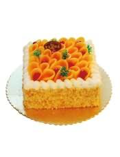 好利�眭r奶水果蛋糕