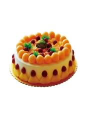 好利来鲜奶水果蛋糕