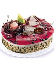 蓝莓慕思蛋糕