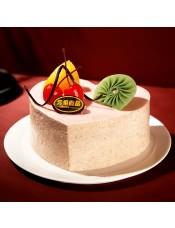 元祖草莓口味慕斯蛋糕