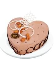 元祖巧克力口味慕斯蛋糕