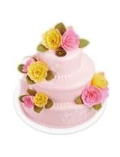6号+10号+12号,元祖婚庆蛋糕