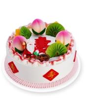 元祖鲜奶口味蛋糕