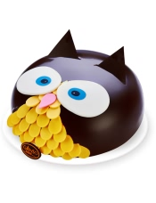 元祖巧克力口味鲜奶蛋糕