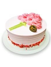 """口味:鲜奶蛋糕,让""""世界上第一个挺你的妈妈"""",成为幸福的妈妈"""