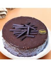 口味:慕思蛋糕(巧克力味),巧克力与巴旦木杏仁的碰撞