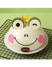 元祖卡通�r奶蛋糕