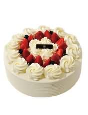 口感丝滑,搭配酸甜草莓,碰撞出极致细腻的口感,味美口感极好