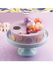 草莓,蓝莓,冰淇淋蛋糕