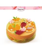 橙香柚子,草莓味冰淇淋,春季新品