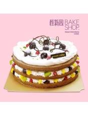 桂新园水果蛋糕