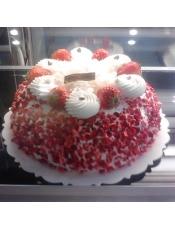 蛋糕图片:水果恋曲