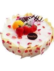 花样玫瑰蛋糕