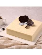 椰风蛋糕图片