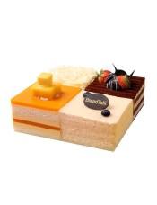 面包新语慕斯蛋糕