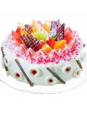 主要原料:蛋糕胚、优质水果、淡奶油