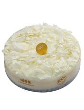 选用澳大利亚或新西兰干酪,中性芝士口感,入口即溶。