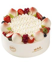 选用法国或英国天然稀奶油;福寿绵延,祝寿好礼。