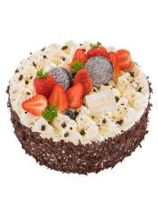 天然奶油蛋糕,16*16cm