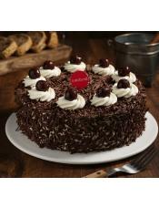 巧克力风味蛋糕