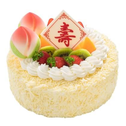 味多美仙桃祝寿图片