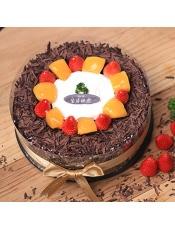 【罗莎甜蜜款】 生日蛋糕 新鲜现做 送货上门,请提前24小时付款预订