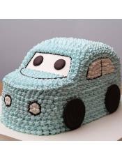 【罗莎小汽车】卡通款新品 新鲜水果 送货上门 生日蛋糕,请提前24小时付款预订