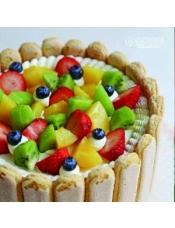 冰激凌水果乐园