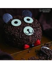 外形:圆形 口味:巧克力口味 内坯:巧克力内坯