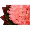 108枝粉玫瑰