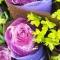 19枝紫玫瑰