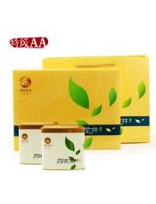 品牌商家:顶峰产 地:浙江杭州产品规格:250g/盒等 级:特级AA保 质 期: 18个月存储方法:存放于清洁、通风、避光、干燥、无异味环境。