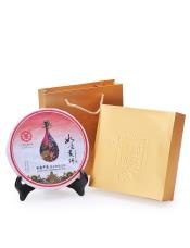 【中茶】2011年如意贡饼熟茶礼盒装400g