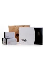 【绿雪芽】明道白毫银针礼盒200g