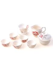 品牌商家:宏达陶瓷产 地:福建德化产品规格:34*19*10 CM 毛 重: 780克