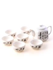 品牌商家:宏达陶瓷产 地:福建德化产品规格:35*19*10CM毛 重: 600克