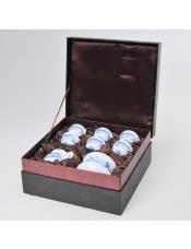 品牌商家:福�f利�a 地:江西 景德��a品�格:六��茶杯、一���w碗、一��茶海 毛 重: 1.530千克