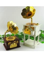 发条式音乐盒,品牌: 贝帝/Bady