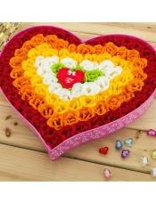 99朵玫瑰香皂花